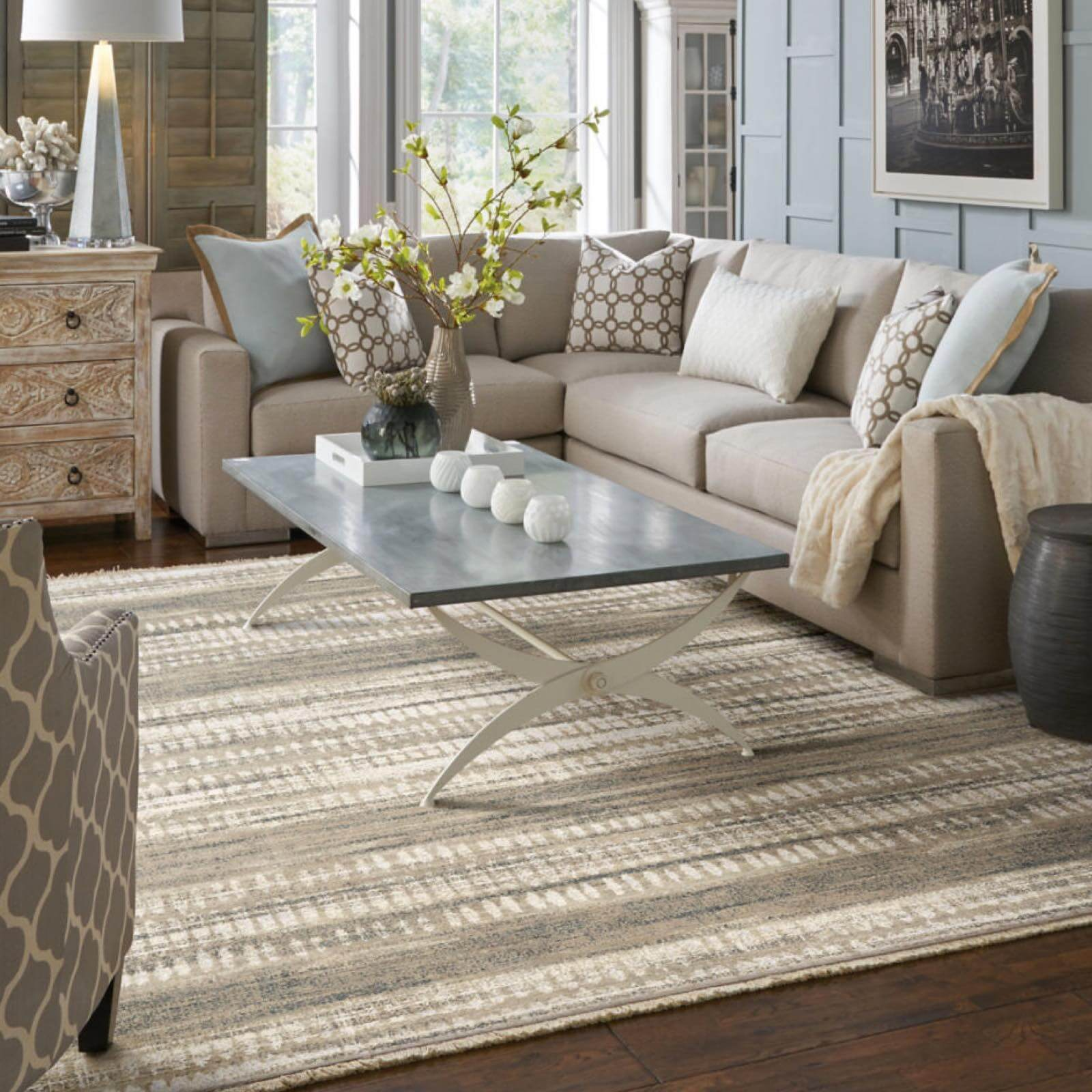 Living room area rug | The Carpet Factory Super Store